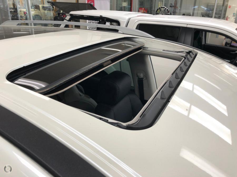 2018 Nissan Pathfinder Ti R52 Series II