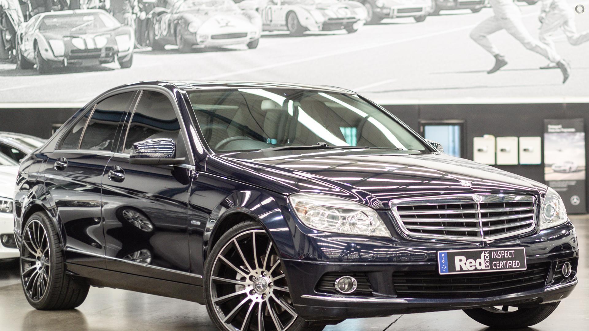 2010 Mercedes-Benz C200 CGI Elegance W204
