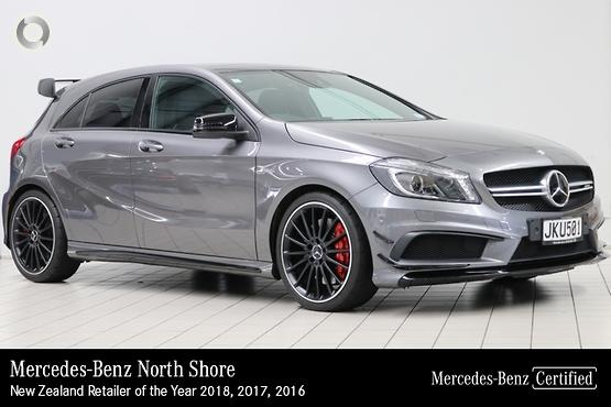 2015 Mercedes-Benz A 45