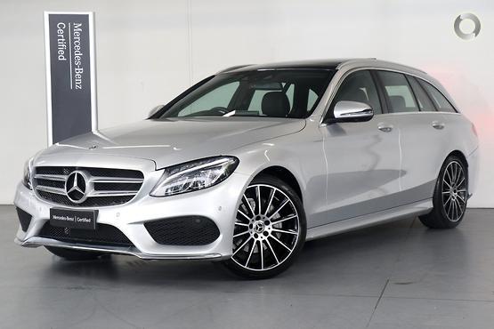 2018 Mercedes-Benz <br>C 200