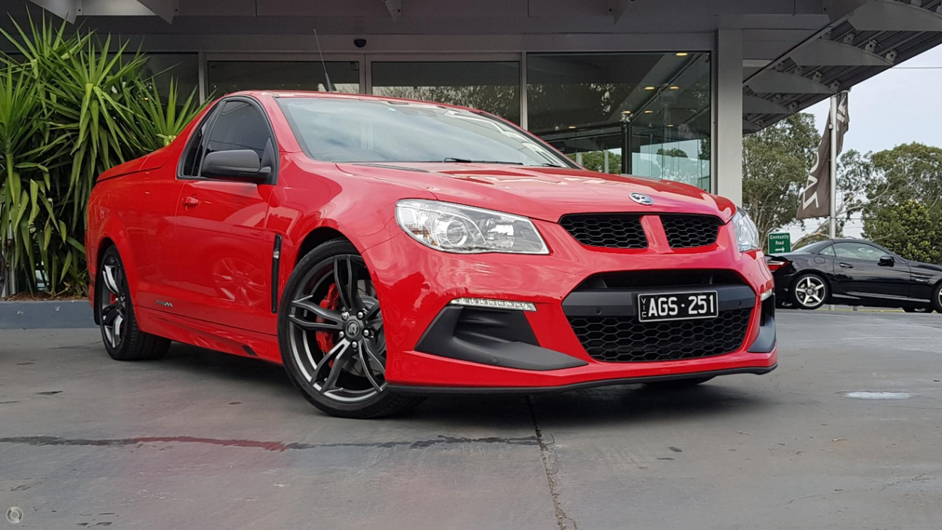2015 Holden Special Vehicles Maloo R8 LSA GEN-F2