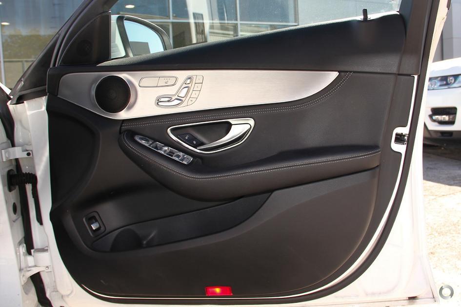 2015 Mercedes-Benz C 250 Estate