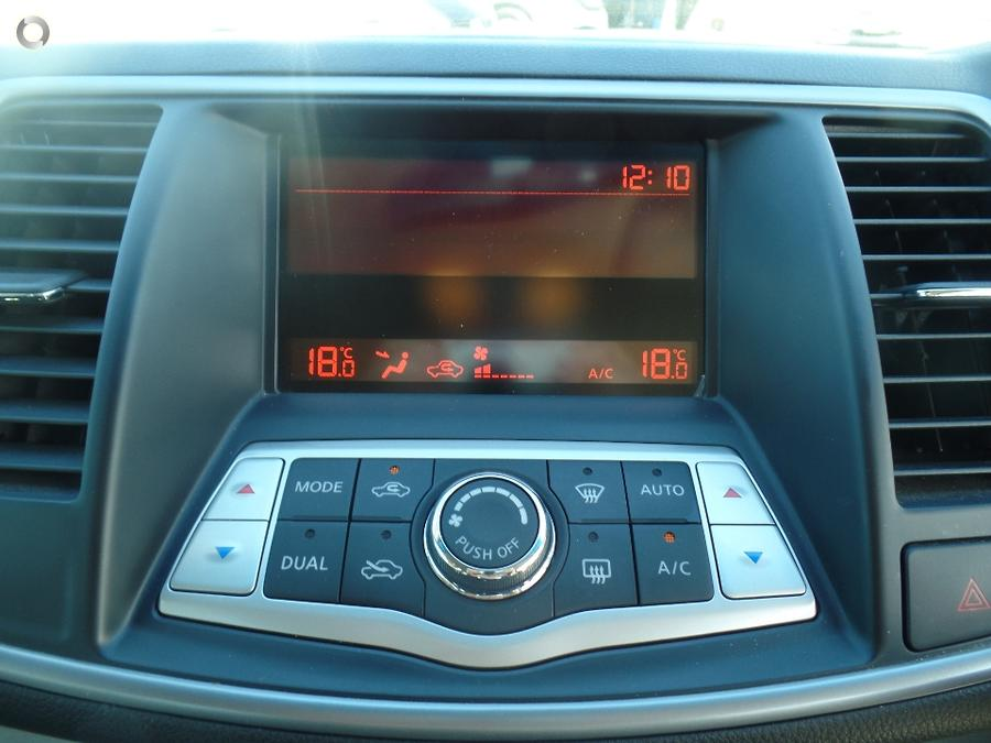 2011 Nissan Maxima 250 ST-L J32