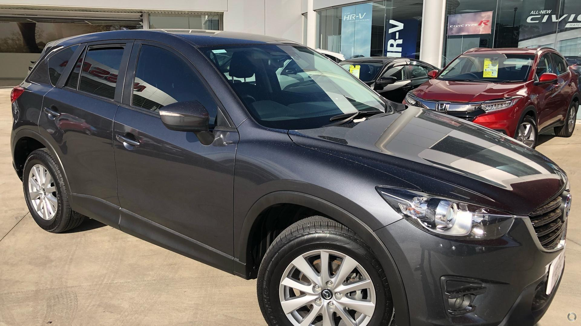 2014 Mazda Cx-5 Maxx Sport KE Series 2
