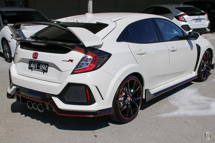 2018 Honda Civic Type R 10th Gen