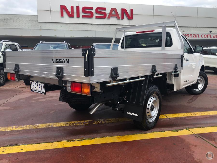2019 Nissan Navara RX D23 Series 3