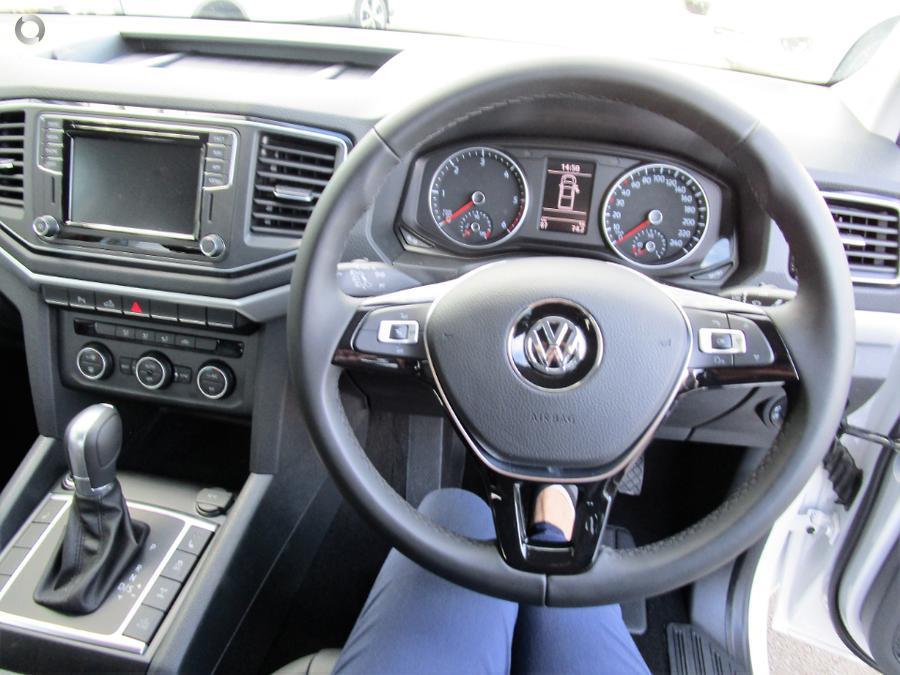 2018 Volkswagen Amarok TDI550 Highline 2H