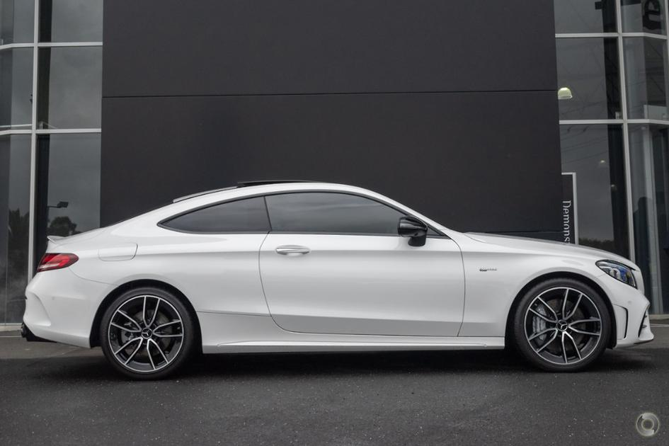 2019 Mercedes-Benz C 43 Coupe