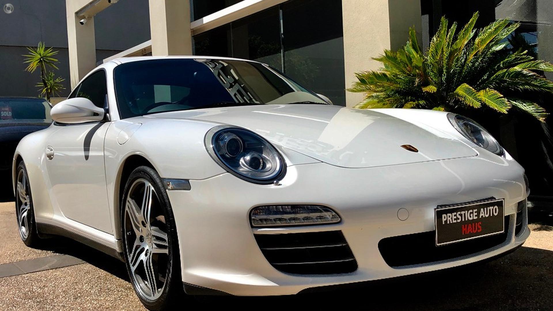 2008 Porsche 911 997 Series II