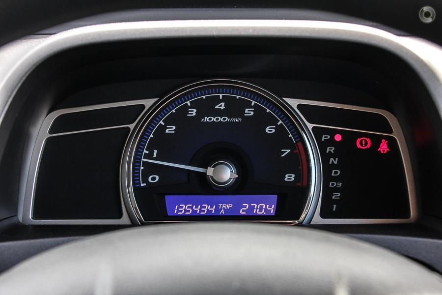 2007 Honda Civic VTi 8th Gen