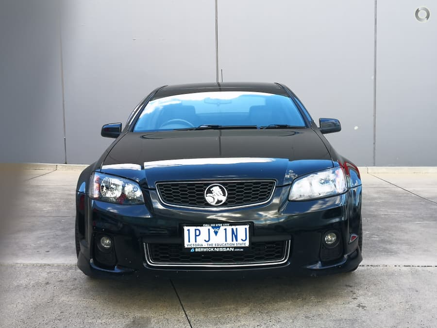 2012 Holden Commodore SV6 Z Series VE Series II