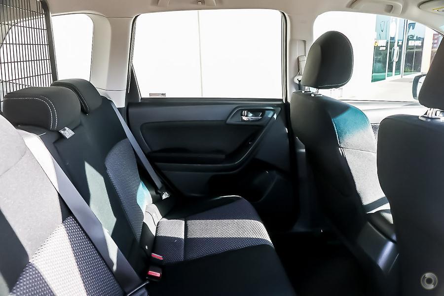 2016 Subaru Forester 2.5i-L S4