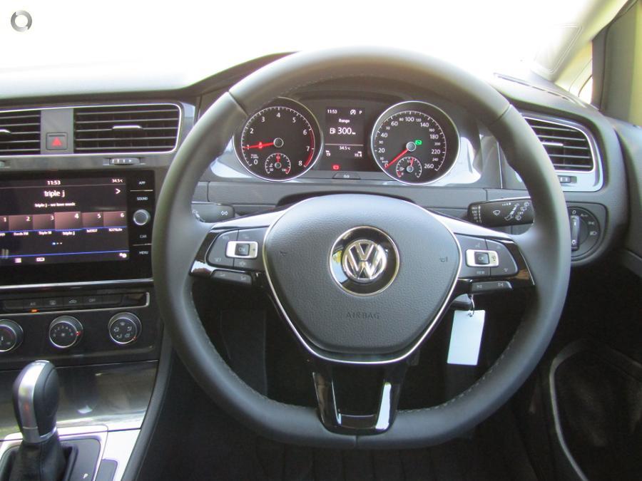 2018 Volkswagen Golf 110TSI Trendline 7.5