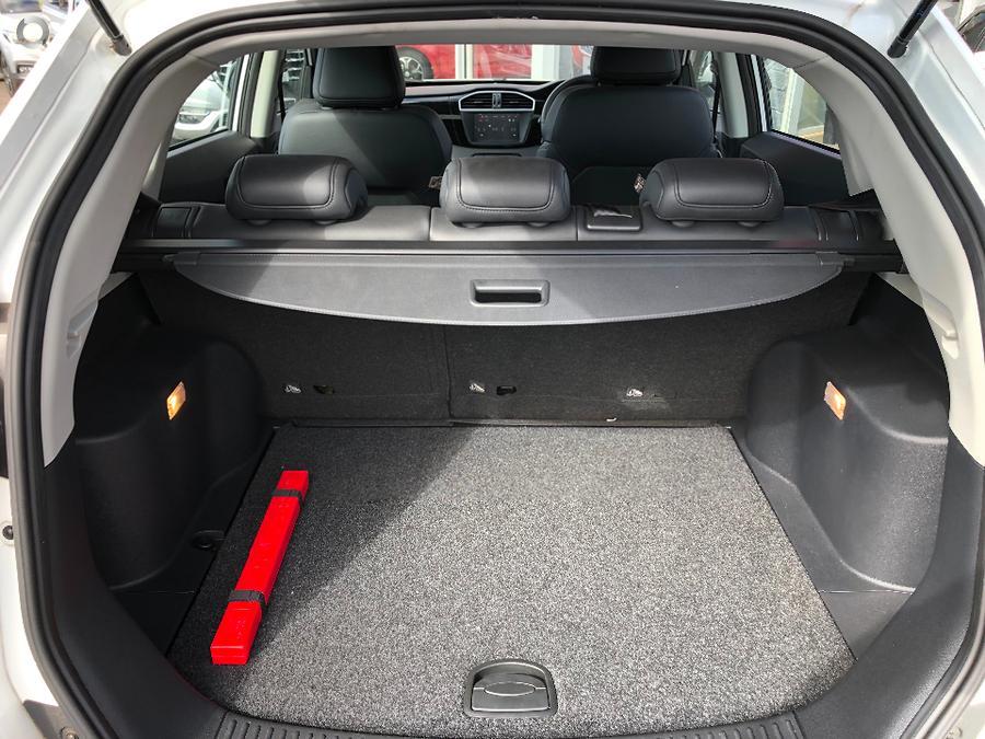 2018 MG GS Essence X SAS2