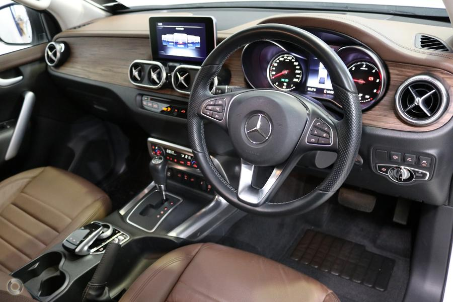 2018 Mercedes-Benz X 250 Wellside