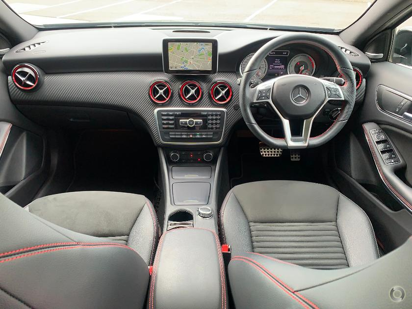 2015 Mercedes-Benz A 250 Hatch