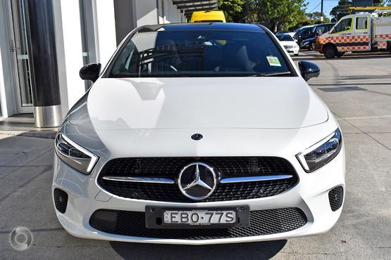 2018 Mercedes-Benz A 250