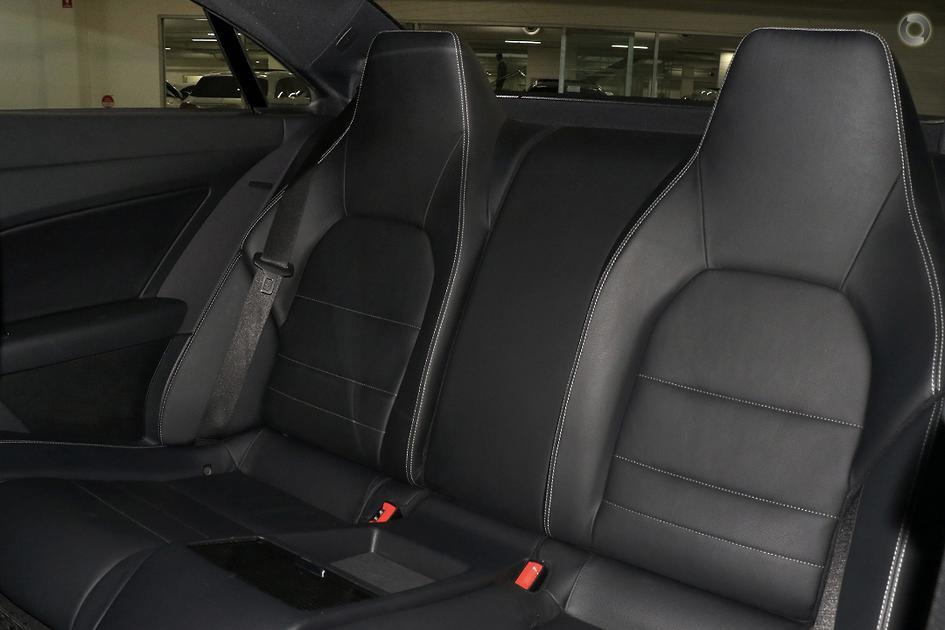 2011 Mercedes-Benz E 350 Coupe