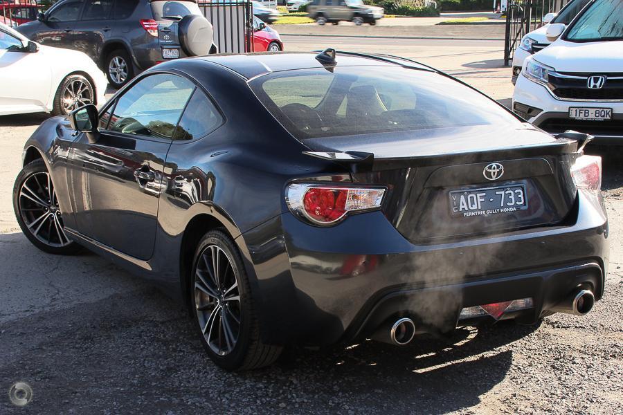 2015 Toyota 86 GTS ZN6