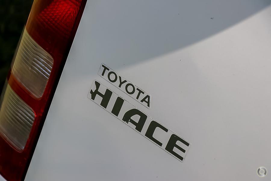 2007 Toyota Hiace  TRH201R