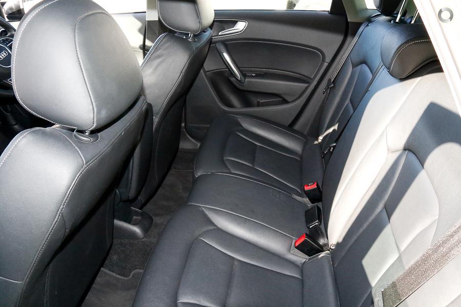 2016 Audi A1 Sport 8X