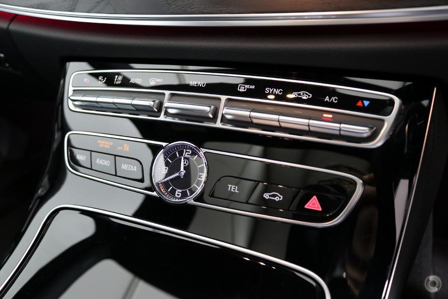 2018 Mercedes-AMG E 43 Sedan