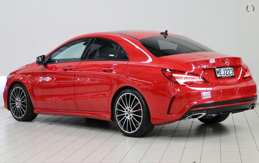 2019 Mercedes-Benz CLA 250 Coupe