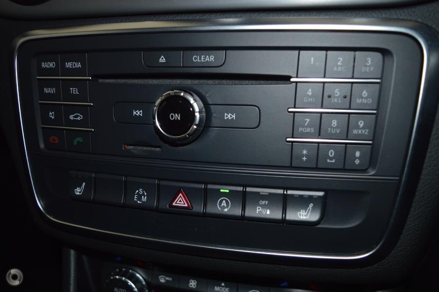 2015 Mercedes-Benz CLA250 Sport C117