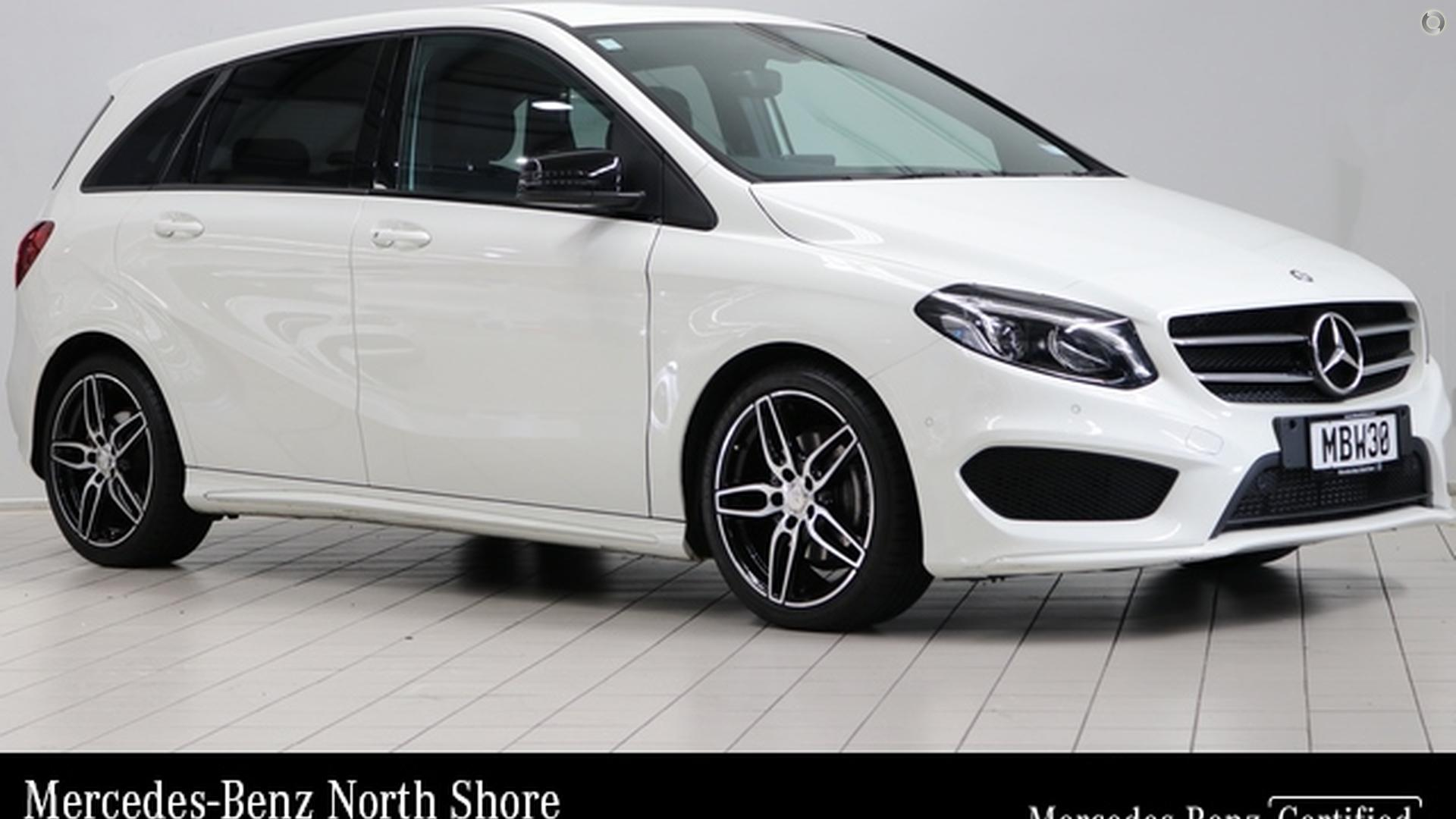 2017 Mercedes-Benz B 180 Sports Tourer