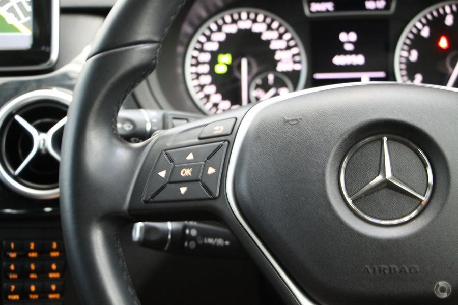 2013 Mercedes-Benz B200  W246