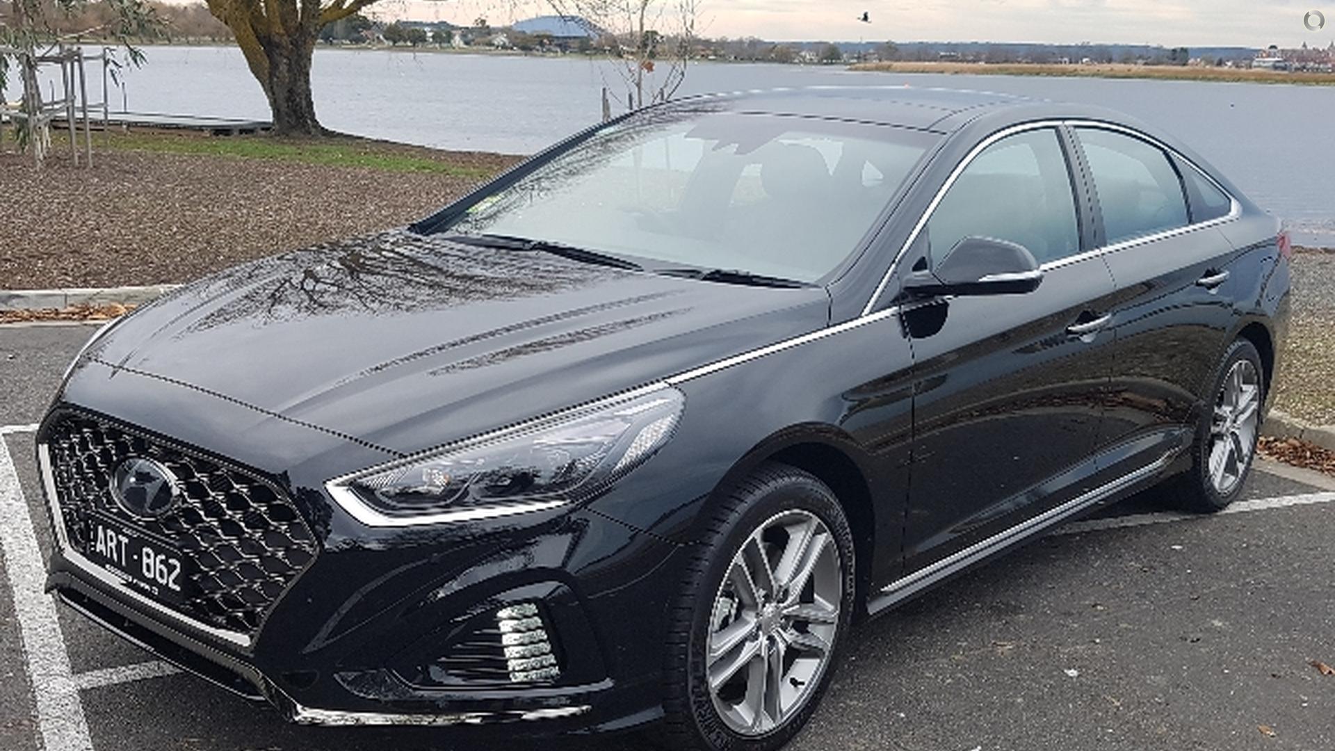 2018 Hyundai Sonata LF4