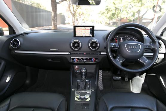 2016 Audi A3 Attraction 8V