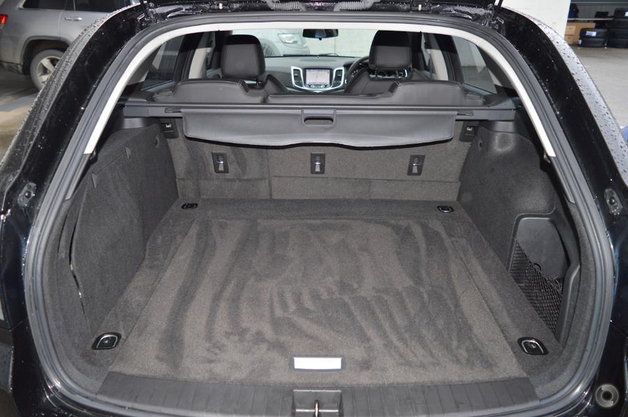 2013 Holden Special Vehicles Clubsport R8 Tourer GEN-F