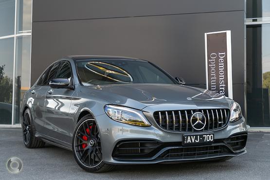 2019 Mercedes-Benz <br>C 63