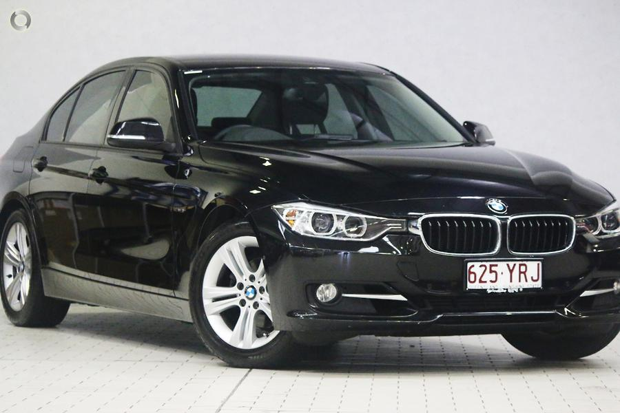 2015 BMW 320i Sport Line