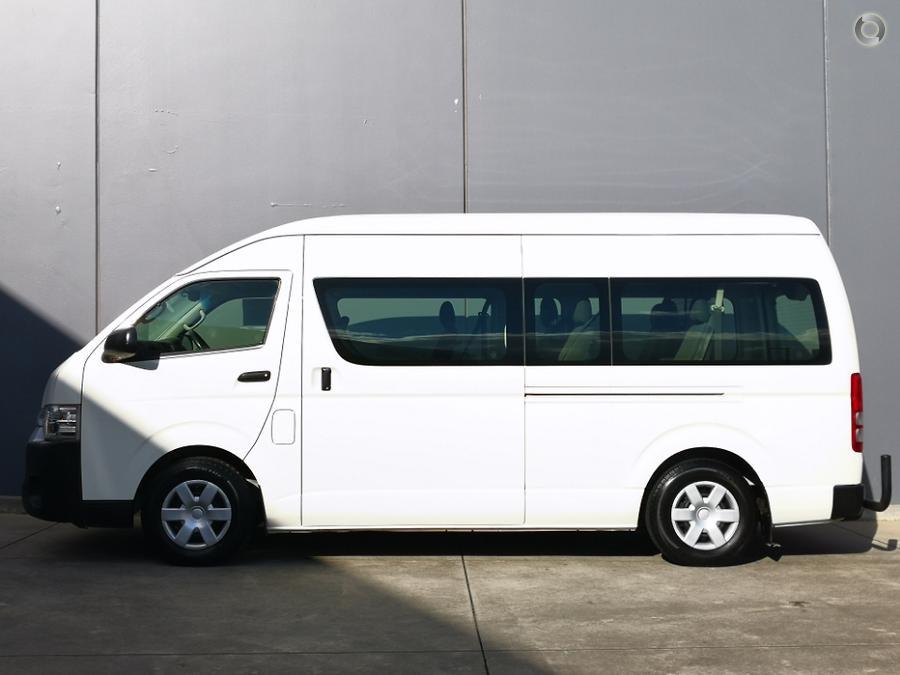 2014 Toyota Hiace Commuter KDH223R