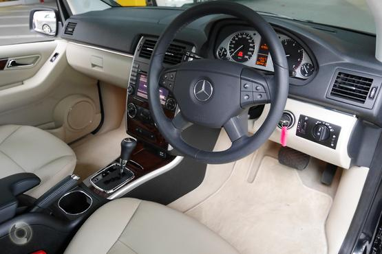 2010 Mercedes-Benz B 200
