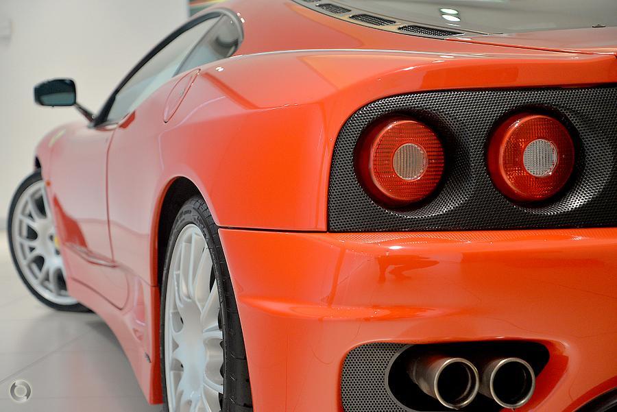 2003 Ferrari 360 Challenge Stradale (No Series)