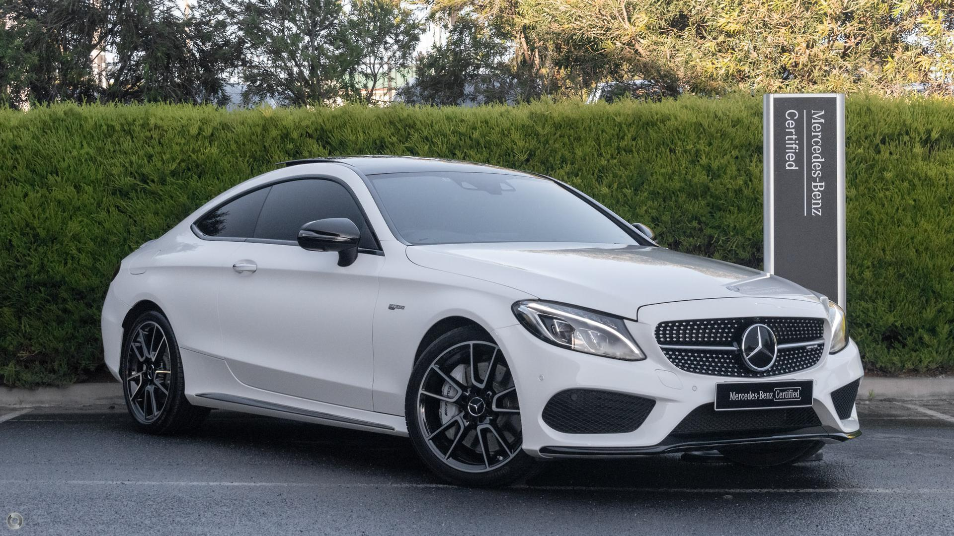 2016 Mercedes-Benz C 43 Coupe