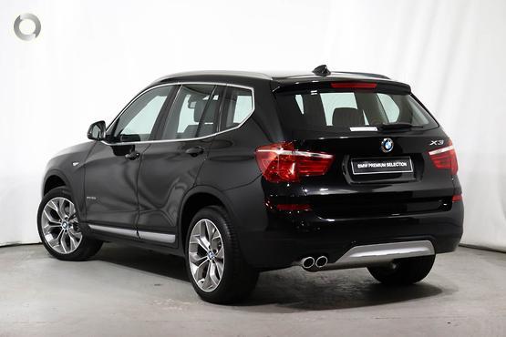 2017 BMW X 3 xDrive30d