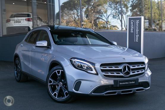 2017 Mercedes-Benz <br>GLA 250
