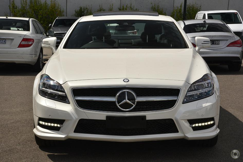 2014 Mercedes-Benz CLS 250 CDI Coupe