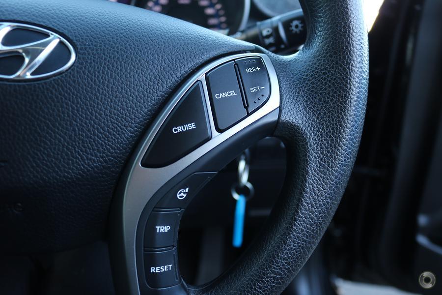 2013 Hyundai I30 Active GD2