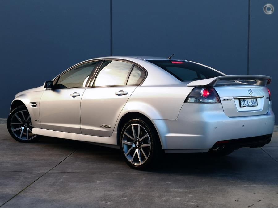 2010 Holden Commodore SS V VE Series II