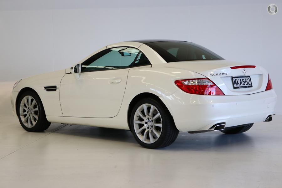 2014 Mercedes-Benz SLK 200 Roadster