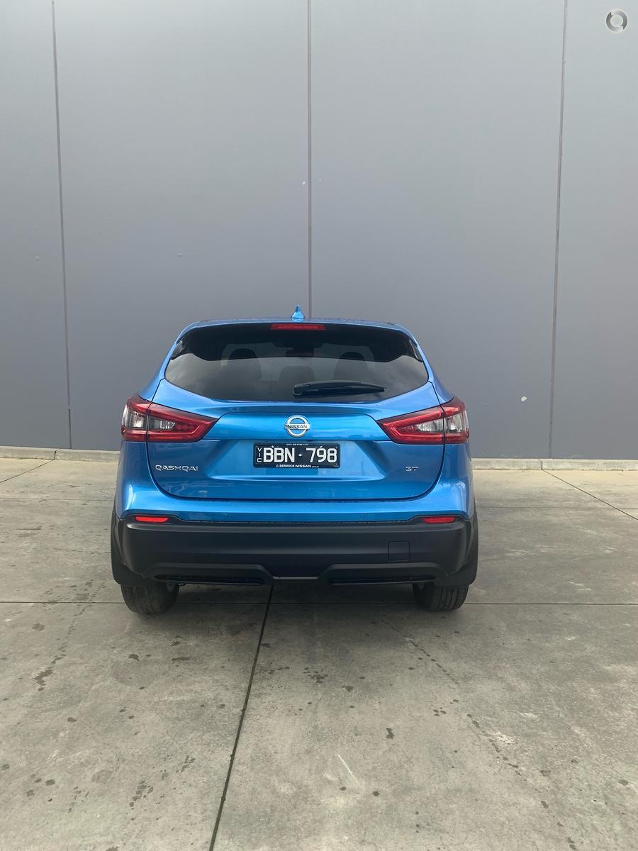 2019 Nissan QASHQAI ST+ J11 Series 2