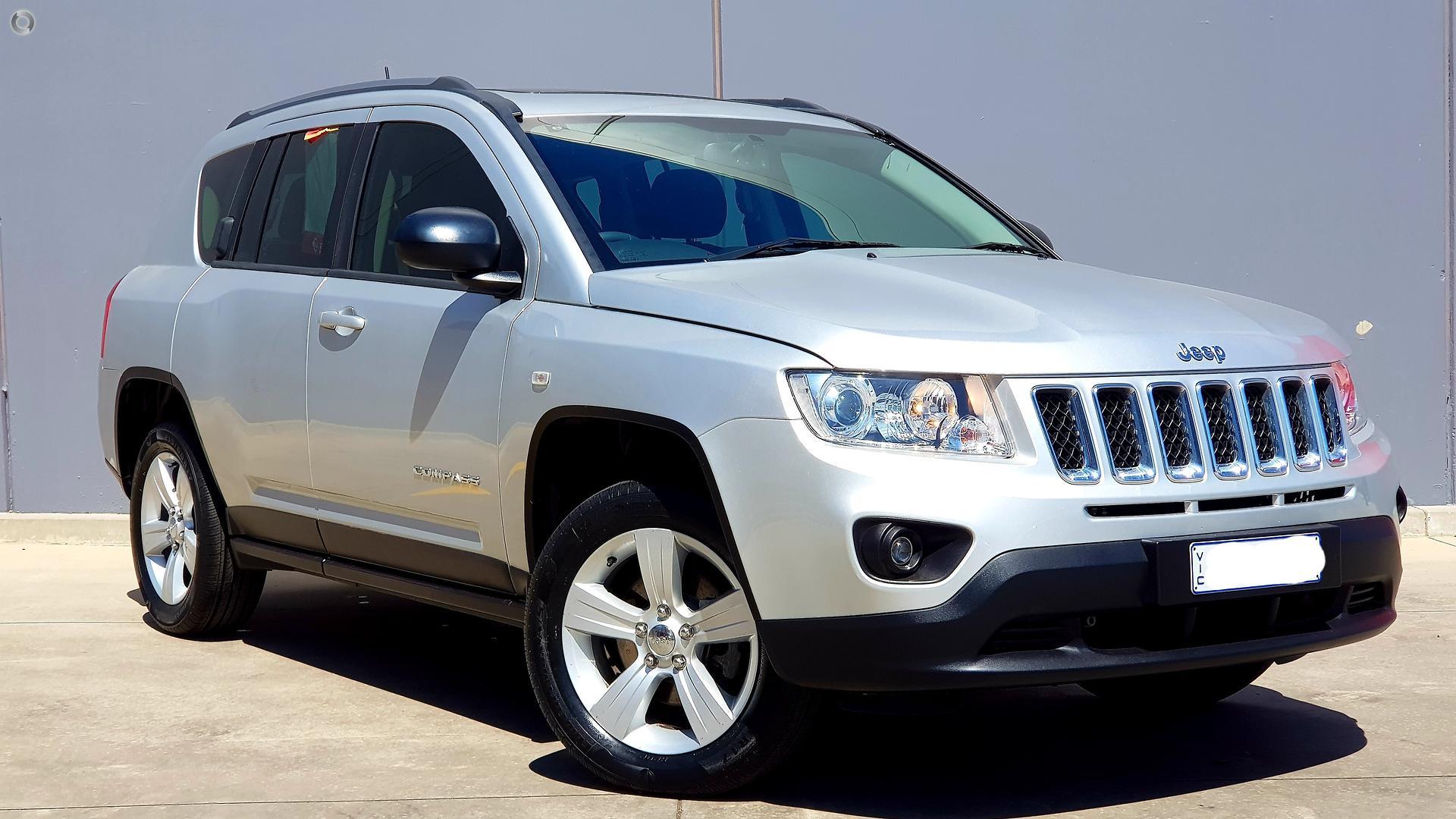 2013 Jeep Compass MK