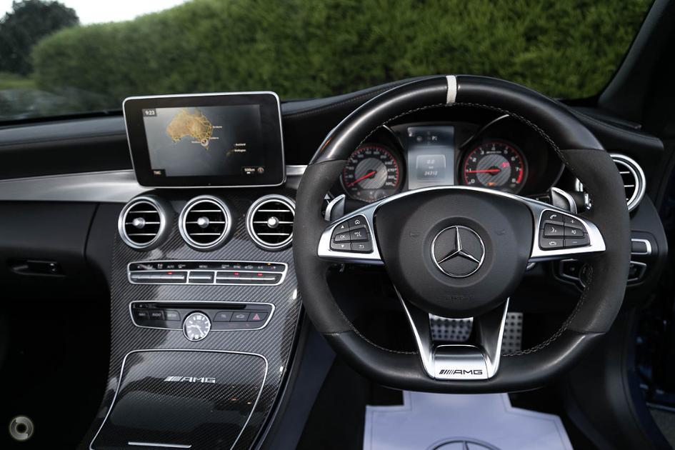 2016 Mercedes-Benz C 63 Cabriolet