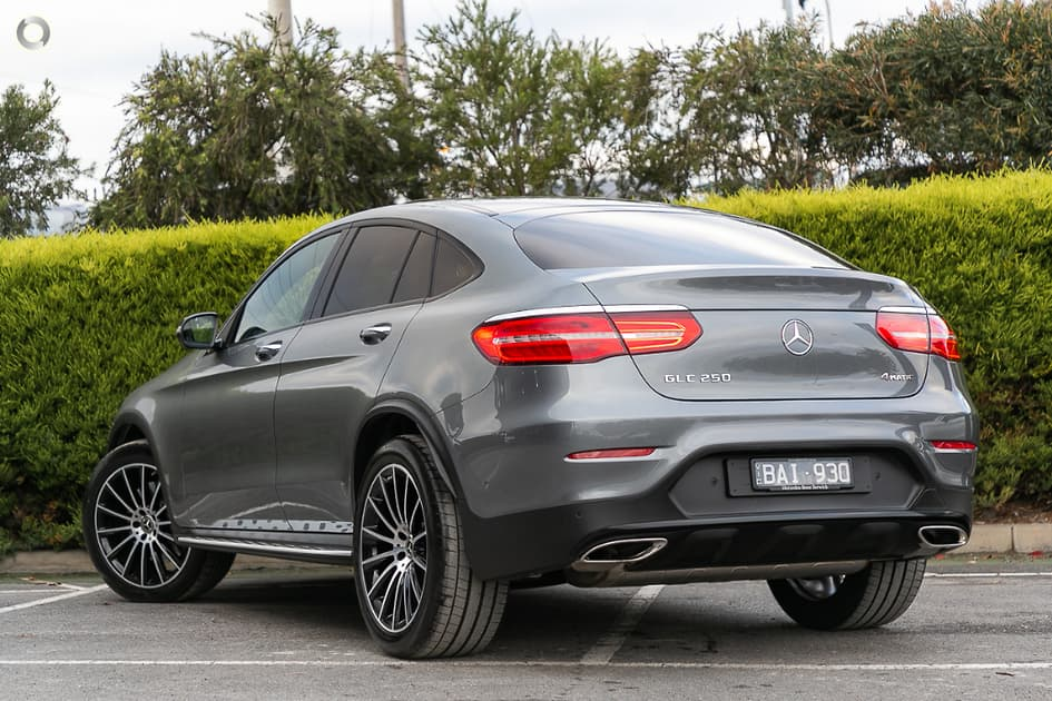 2019 Mercedes-Benz GLC 250 Coupe