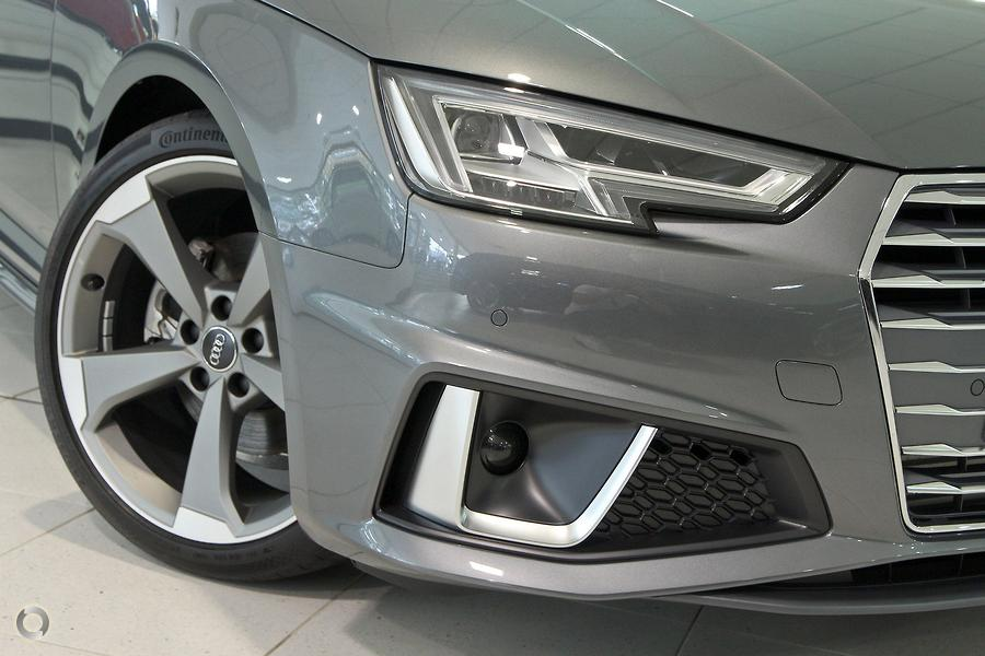 2019 Audi A4 40 TFSI B9 - Zagame Automotive